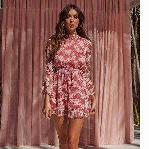 Hello Molly Floral Dress